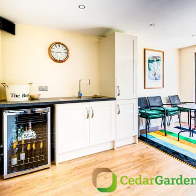 Cedar Garden Rooms